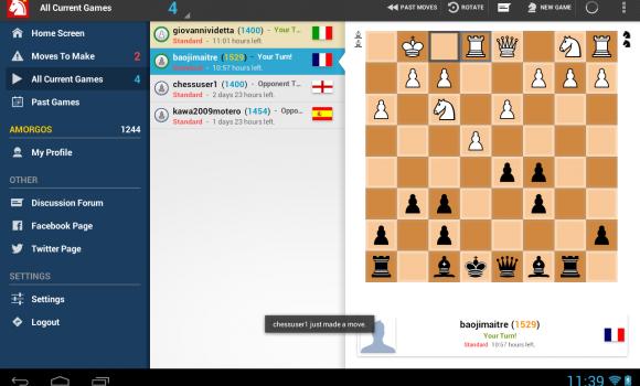 Chess-presso Ekran Görüntüleri - 5