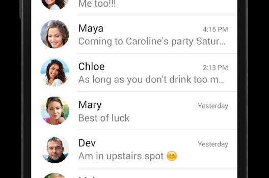 Chomp SMS Ekran Görüntüleri - 5