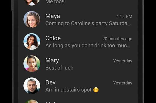 Chomp SMS Ekran Görüntüleri - 2