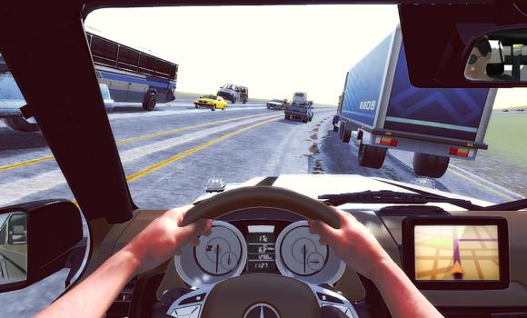 City Car Driver 3D Ekran Görüntüleri - 2