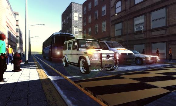 City Car Driver 3D Ekran Görüntüleri - 3