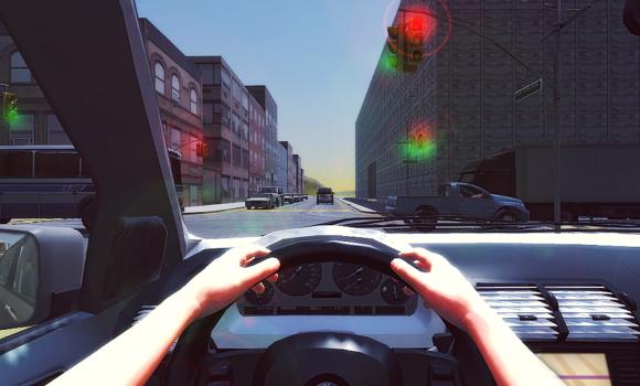 City Car Driver 3D Ekran Görüntüleri - 1