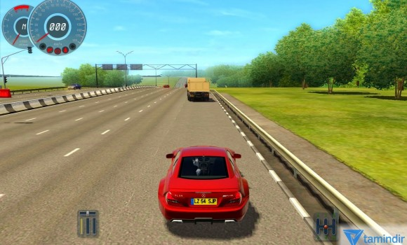 City Car Driving Araba Yaması Ekran Görüntüleri - 1