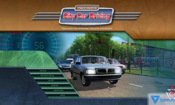 City Car Driving Türkçe Yama Ekran Görüntüleri - 4