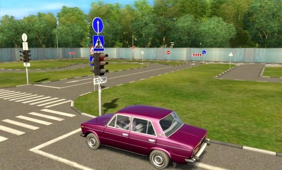 City Car Driving Ekran Görüntüleri - 3