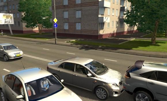 City Car Driving Ekran Görüntüleri - 1