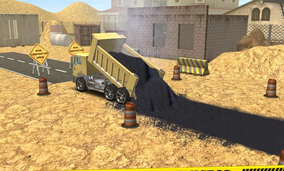 City Construction Road Builder Ekran Görüntüleri - 3