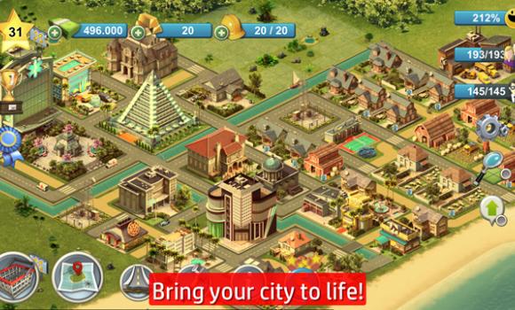 City Island 4 Ekran Görüntüleri - 1
