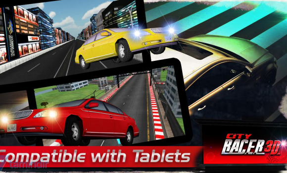 City Racer 3D Ekran Görüntüleri - 1