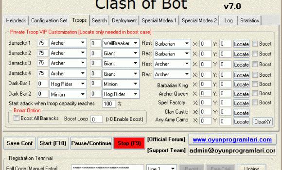 Clash of Bot Ekran Görüntüleri - 7