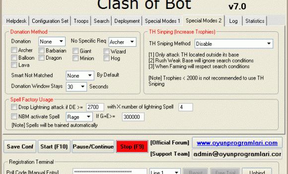 Clash of Bot Ekran Görüntüleri - 3