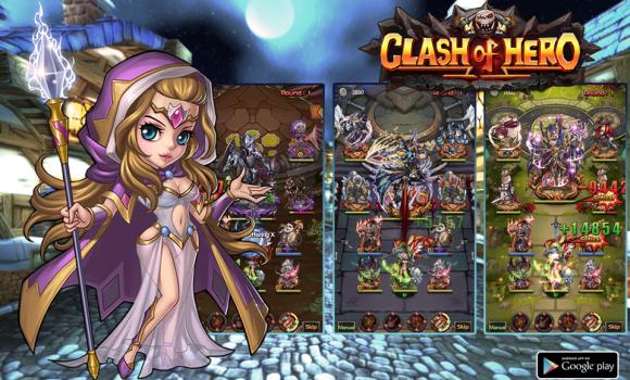 Clash of Hero Ekran Görüntüleri - 3