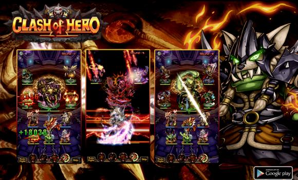 Clash of Hero Ekran Görüntüleri - 1