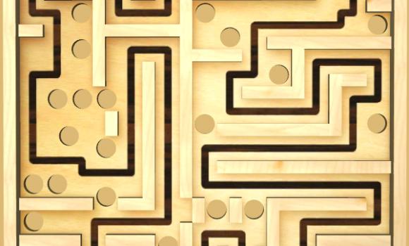Classic Labyrinth 3d Maze Ekran Görüntüleri - 3