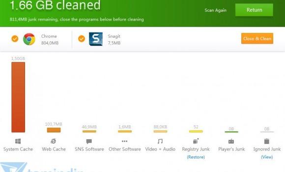 Clean Master Ekran Görüntüleri - 1
