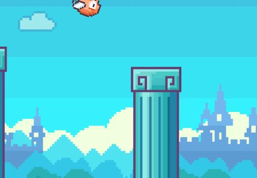 Clumsy Bird Pig Ekran Görüntüleri - 4