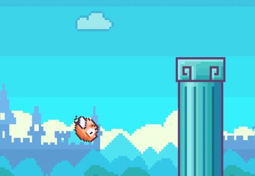 Clumsy Bird Pig Ekran Görüntüleri - 2