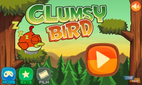 Clumsy Bird Ekran Görüntüleri - 4