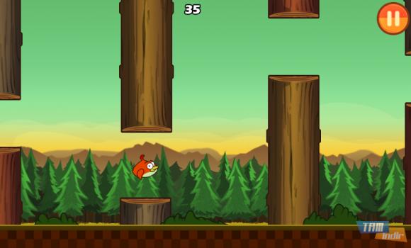 Clumsy Bird Ekran Görüntüleri - 3