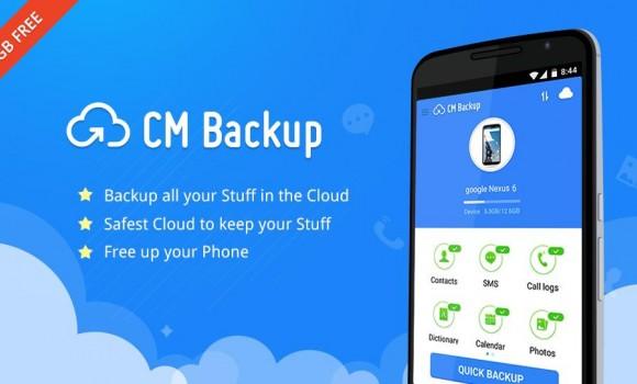 CM Backup Ekran Görüntüleri - 6