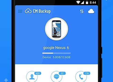 CM Backup Ekran Görüntüleri - 5