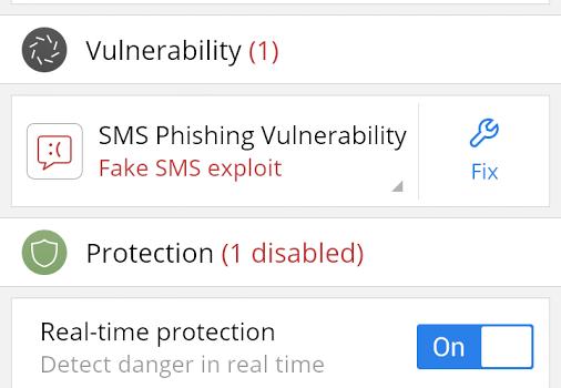 CM Cleanmaster Security FREE Ekran Görüntüleri - 1