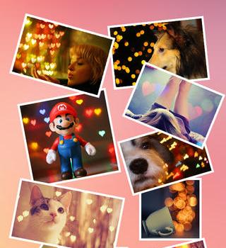 CoCoBokeh Wallpaper for iOS7 Ekran Görüntüleri - 3