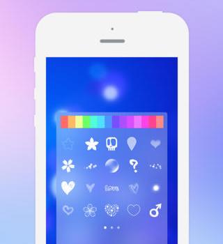 CoCoBokeh Wallpaper for iOS7 Ekran Görüntüleri - 2
