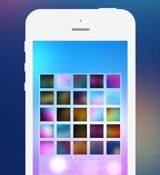 CoCoBokeh Wallpaper for iOS7 Ekran Görüntüleri - 1