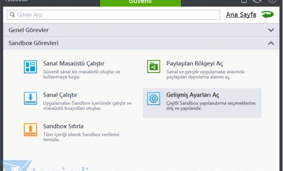 Comodo AntiVirus Ekran Görüntüleri - 3