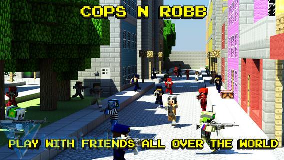 Cops N Robbers Ekran Görüntüleri - 3