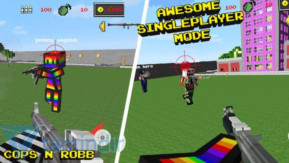 Cops N Robbers Ekran Görüntüleri - 2