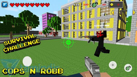 Cops N Robbers Ekran Görüntüleri - 1