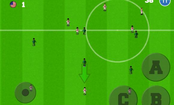 Counterattack Soccer Ekran Görüntüleri - 4