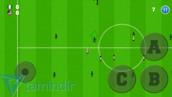 Counterattack Soccer Ekran Görüntüleri - 3