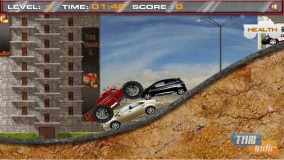 Crazy Fire Truck Ekran Görüntüleri - 3