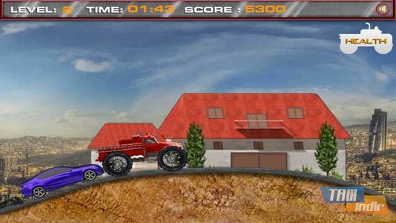 Crazy Fire Truck Ekran Görüntüleri - 1
