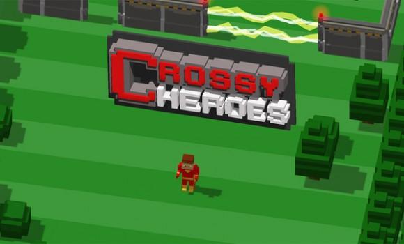 Crossy Heroes Ekran Görüntüleri - 5