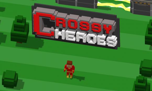 Crossy Heroes Ekran Görüntüleri - 1