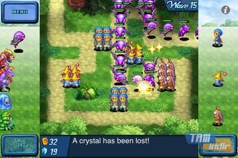 CRYSTAL DEFENDERS Lite Ekran Görüntüleri - 4
