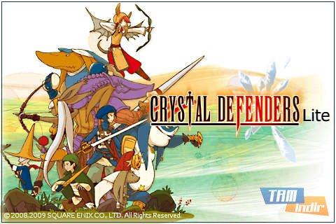 CRYSTAL DEFENDERS Lite Ekran Görüntüleri - 2