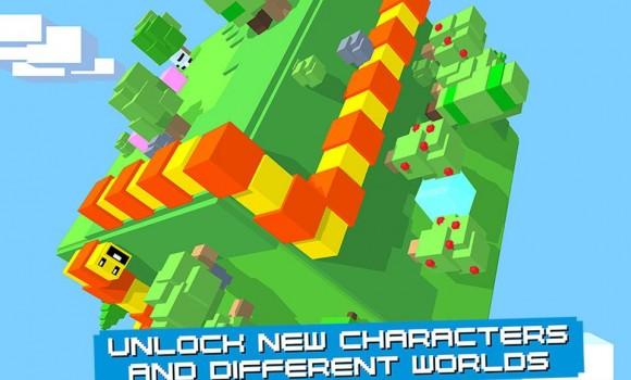 Cube Worm Ekran Görüntüleri - 1
