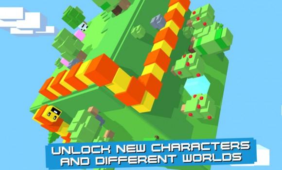 Cube Worm Ekran Görüntüleri - 2