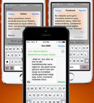 Cuma Mesajları Ekran Görüntüleri - 2