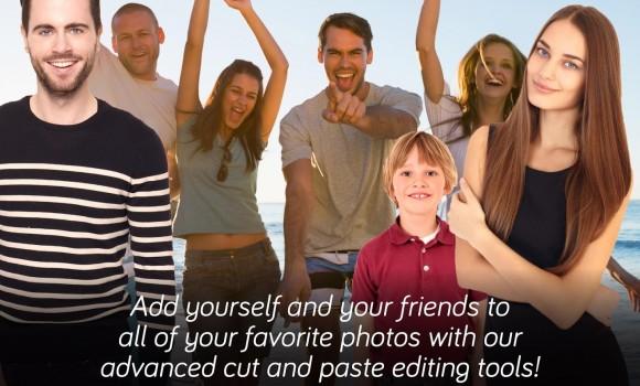 Cut Paste Photos Ekran Görüntüleri - 3