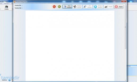 CV Kayıt & Arşivleme Ekran Görüntüleri - 1