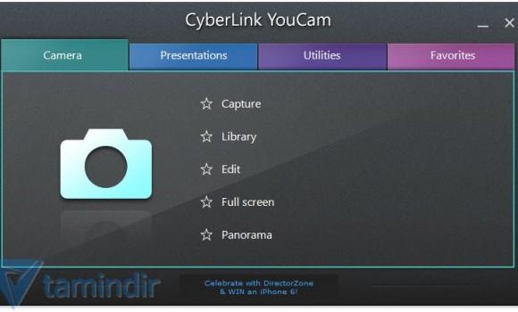 CyberLink YouCam Ekran Görüntüleri - 3