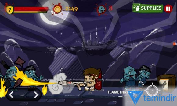 Dante Zomventure Ekran Görüntüleri - 3