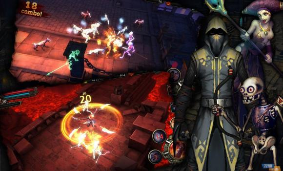 Dark Avenger Ekran Görüntüleri - 6