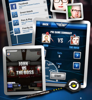 Darts Match Ekran Görüntüleri - 2